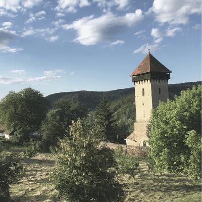 Malancrav, Transylvania